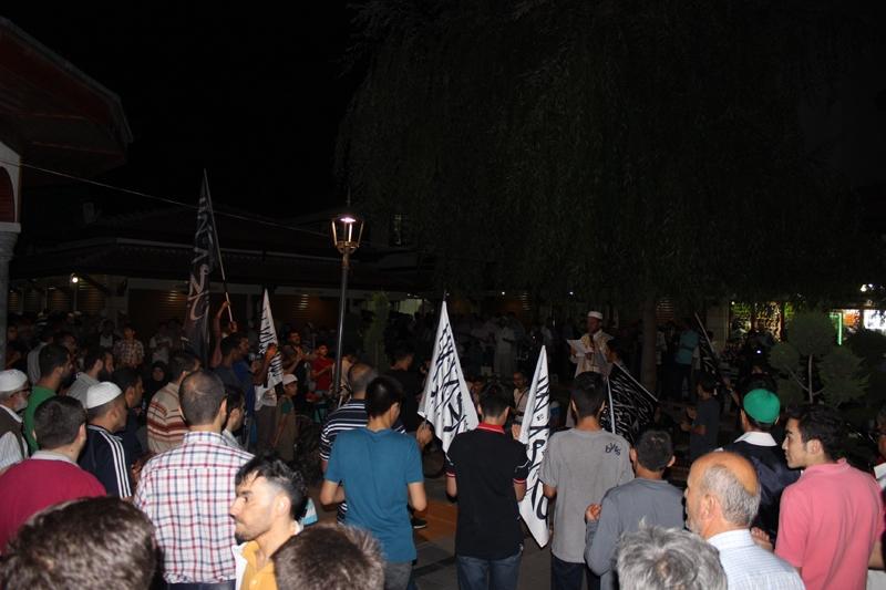 Kadir Gecesi Konya'da bir başka güzel 25