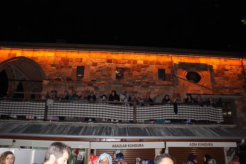 Kadir Gecesi Konya'da bir başka güzel 27