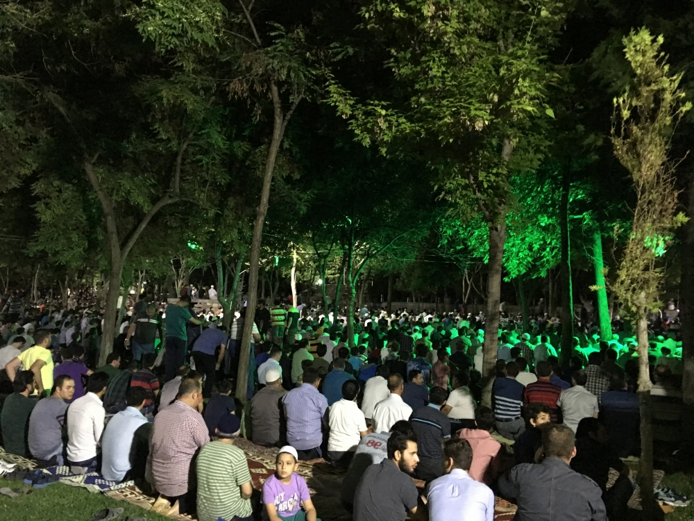 Kadir Gecesi Konya'da bir başka güzel 29