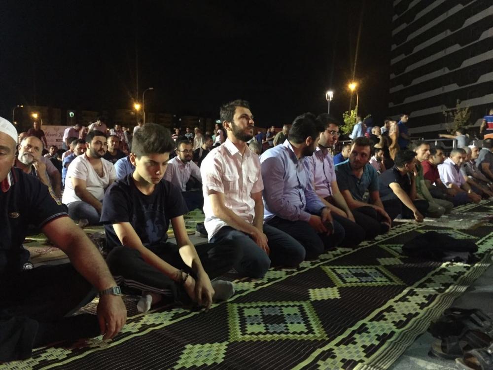 Kadir Gecesi Konya'da bir başka güzel 36