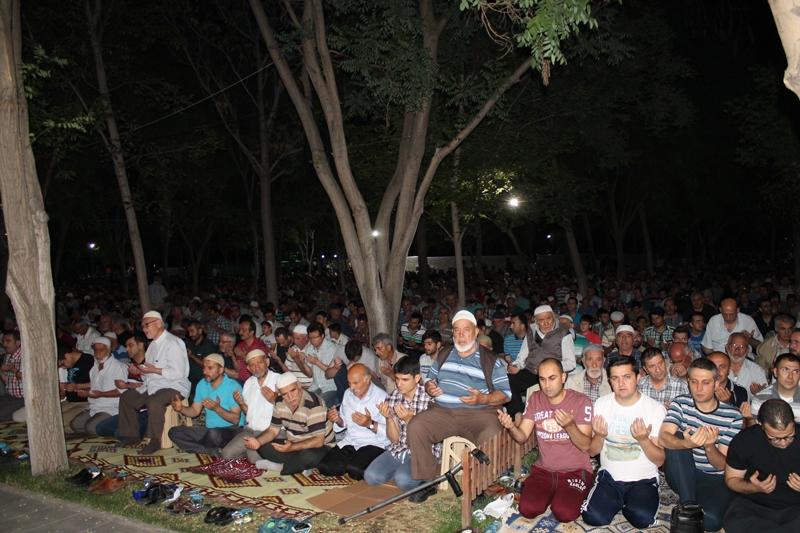 Kadir Gecesi Konya'da bir başka güzel 40
