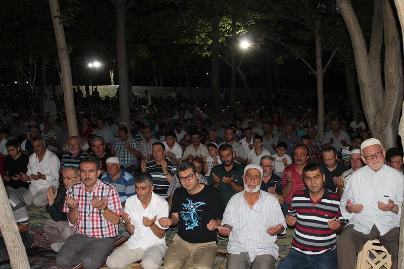 Kadir Gecesi Konya'da bir başka güzel 41