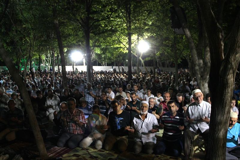 Kadir Gecesi Konya'da bir başka güzel 42