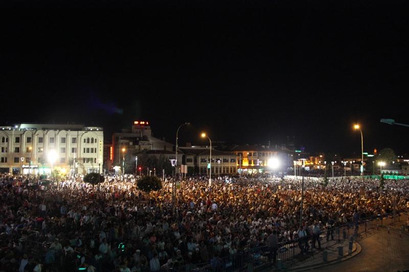 Kadir Gecesi Konya'da bir başka güzel 7
