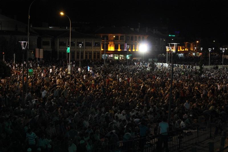 Kadir Gecesi Konya'da bir başka güzel 9