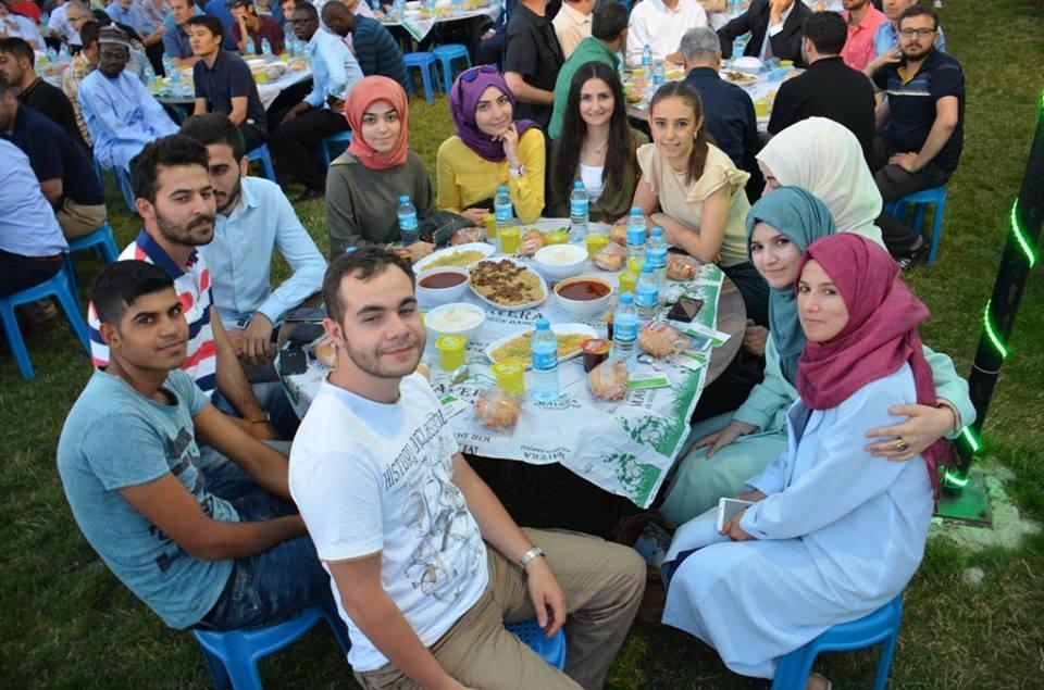 AK Parti Konya İl Teşkilatı'nın düzenlediği iftar yemeği 11