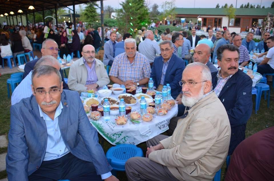 AK Parti Konya İl Teşkilatı'nın düzenlediği iftar yemeği 18
