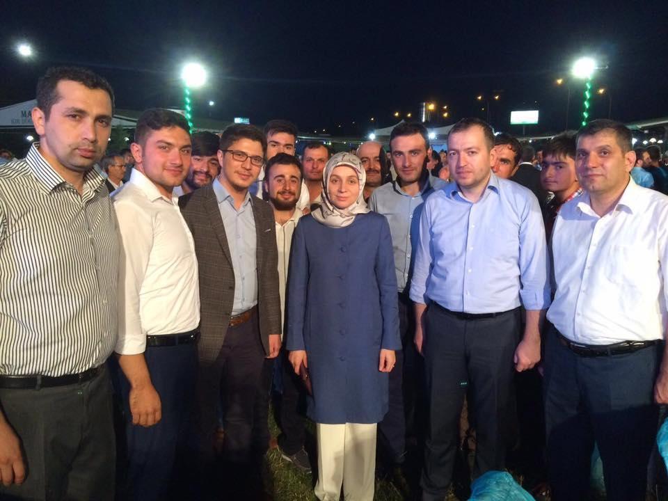 AK Parti Konya İl Teşkilatı'nın düzenlediği iftar yemeği 2