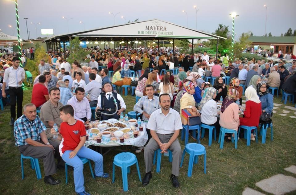 AK Parti Konya İl Teşkilatı'nın düzenlediği iftar yemeği 24