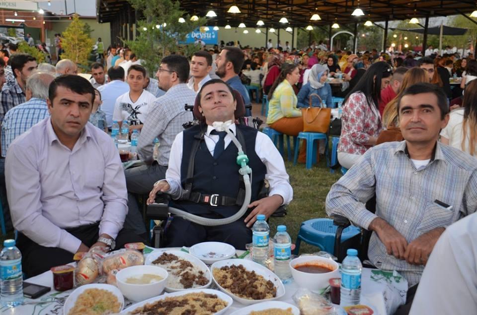 AK Parti Konya İl Teşkilatı'nın düzenlediği iftar yemeği 25
