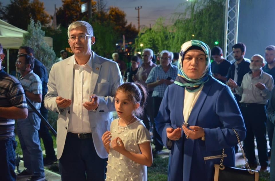 AK Parti Konya İl Teşkilatı'nın düzenlediği iftar yemeği 26