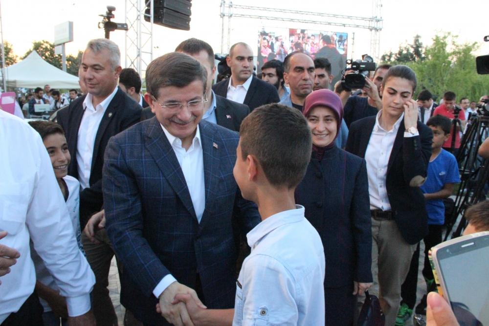 AK Parti Konya İl Teşkilatı'nın düzenlediği iftar yemeği 30
