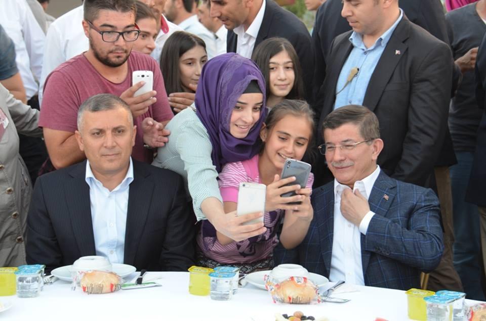 AK Parti Konya İl Teşkilatı'nın düzenlediği iftar yemeği 37