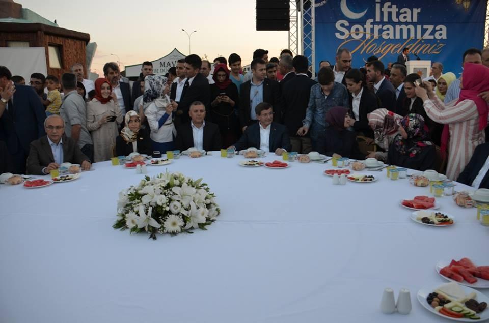 AK Parti Konya İl Teşkilatı'nın düzenlediği iftar yemeği 39