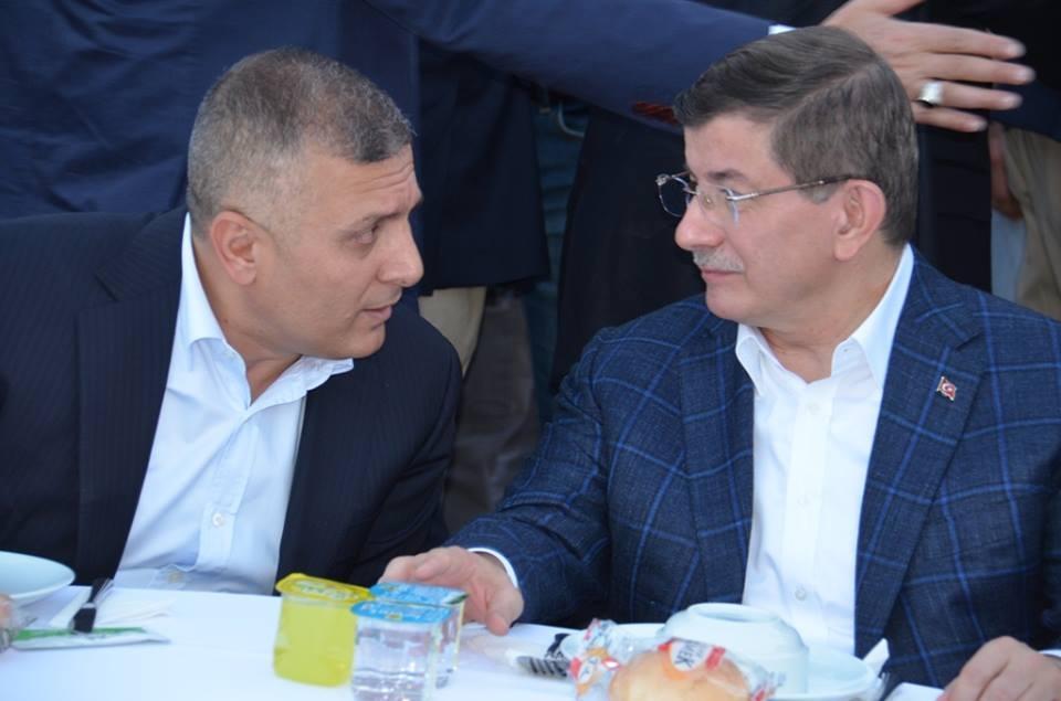 AK Parti Konya İl Teşkilatı'nın düzenlediği iftar yemeği 40