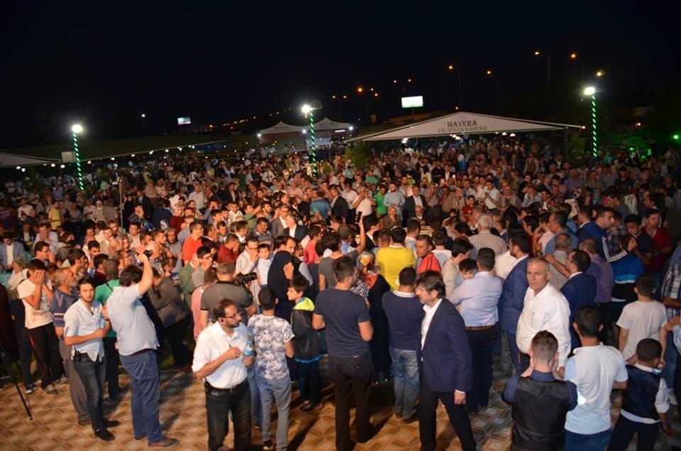 AK Parti Konya İl Teşkilatı'nın düzenlediği iftar yemeği 44