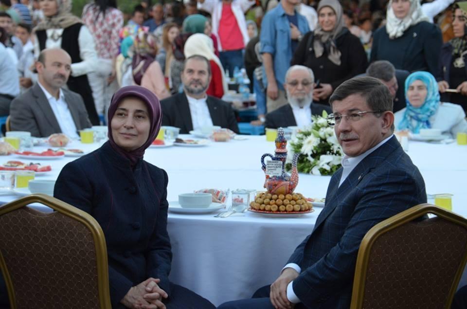 AK Parti Konya İl Teşkilatı'nın düzenlediği iftar yemeği 7
