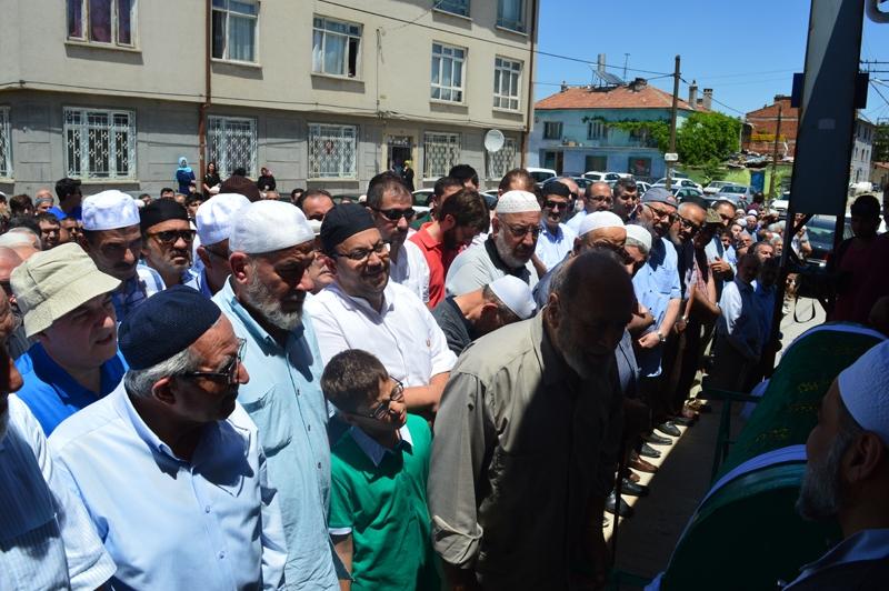 Ahmet Saim Arıtan'a son görev 2