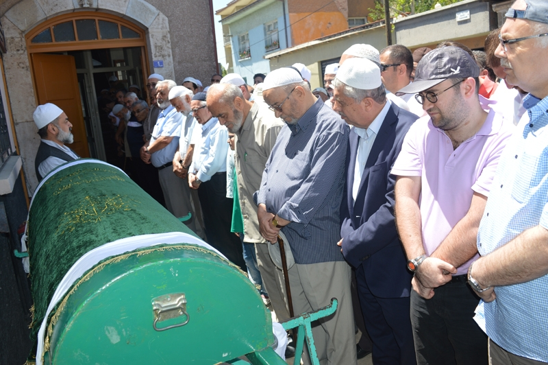 Ahmet Saim Arıtan'a son görev 4