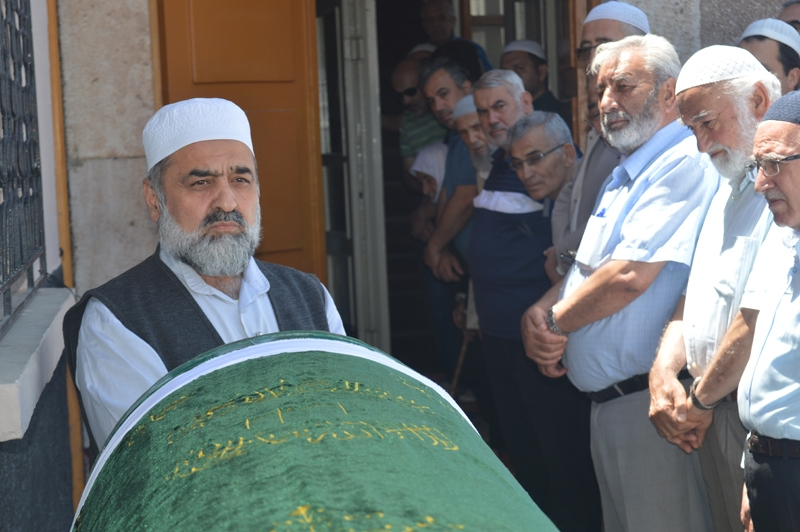 Ahmet Saim Arıtan'a son görev 5