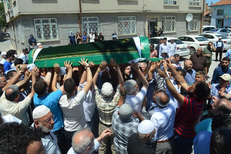 Ahmet Saim Arıtan'a son görev 8