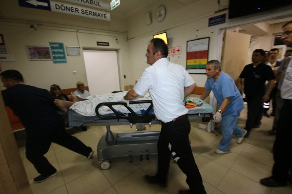 Konya'da bıçaklı kavga: 2 ölü, 3 yaralı 2