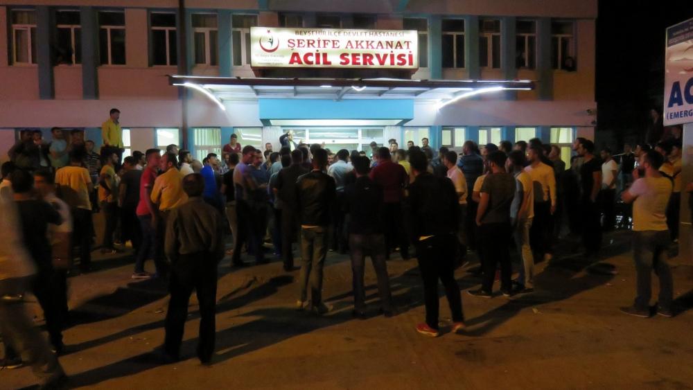 Konya'da bıçaklı kavga: 2 ölü, 3 yaralı 5