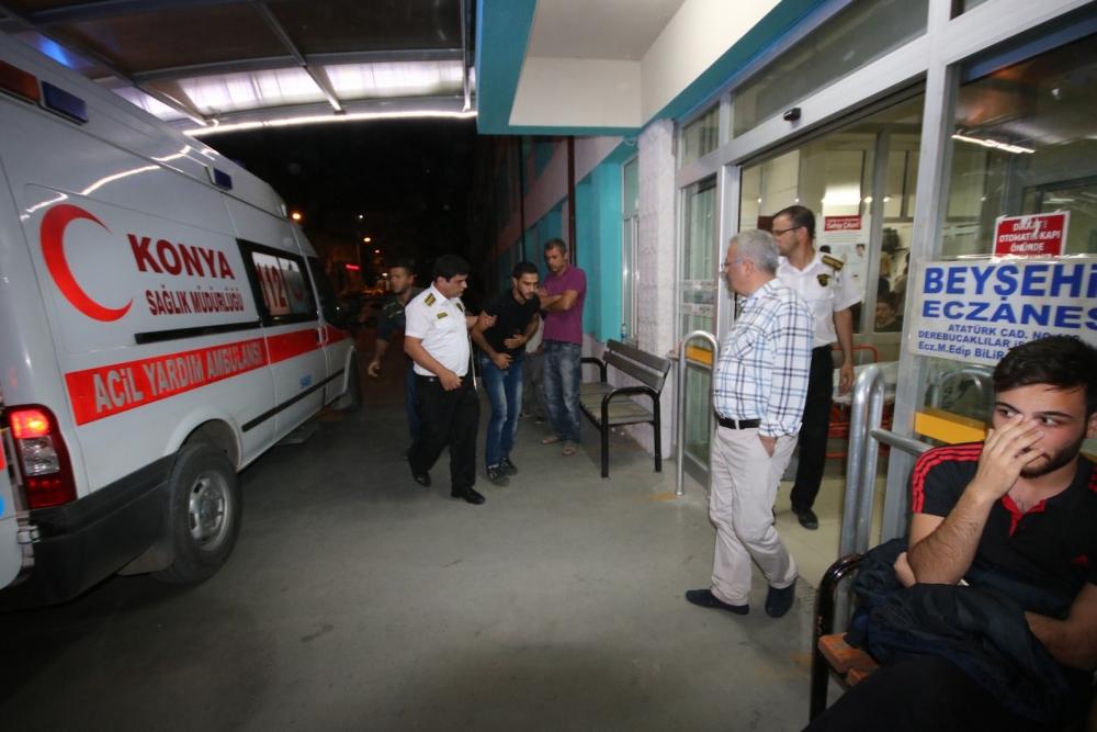 Konya'da bıçaklı kavga: 2 ölü, 3 yaralı 6