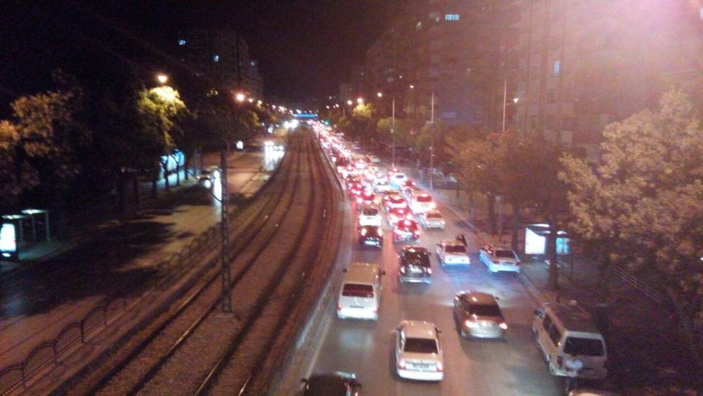 Konya'da halk tepki için sokağa döküldü 10