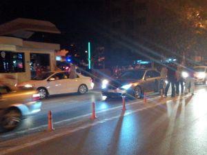 Konya'da halk tepki için sokağa döküldü