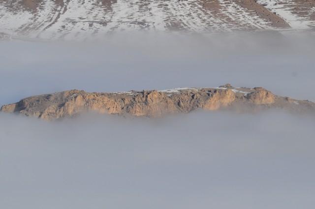 Konya 'da sis 2
