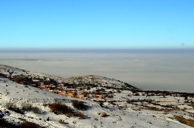 Konya 'da sis 5