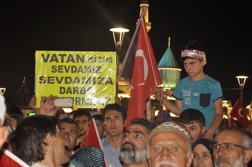 Lütfi Elvan, Konya'da vatandaşlara hitap etti 6