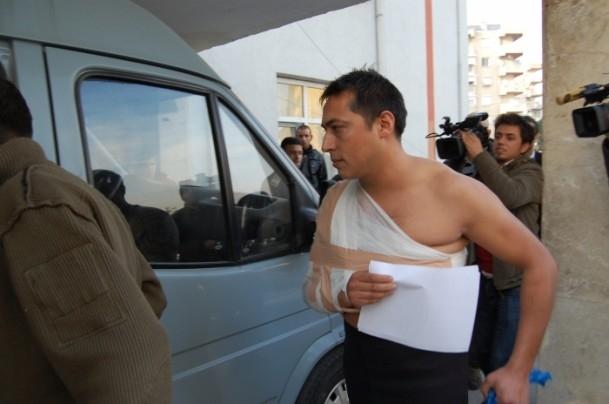 İzmir'de römorkör yan yattı 9