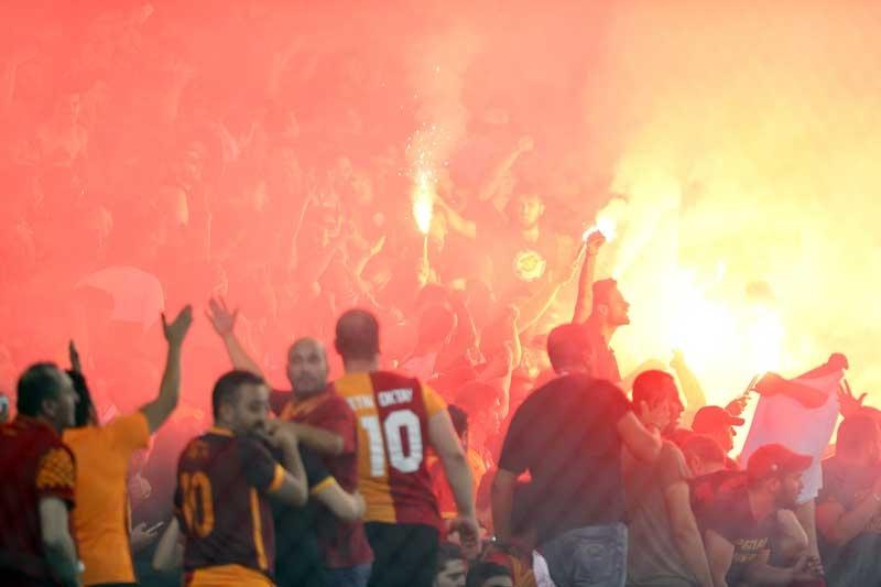 Galatasaray Konya'da Beşiktaş'ı devirdi, kupayı kazandı 11