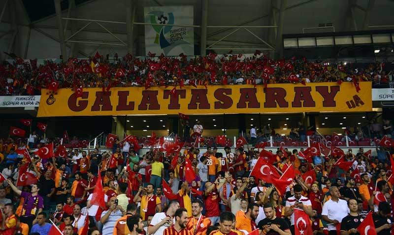 Galatasaray Konya'da Beşiktaş'ı devirdi, kupayı kazandı 2