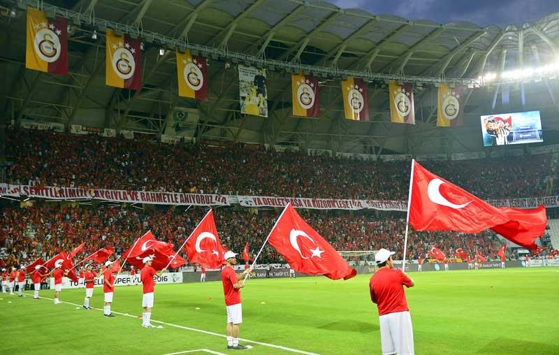 Galatasaray Konya'da Beşiktaş'ı devirdi, kupayı kazandı 3