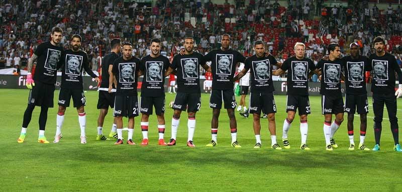 Galatasaray Konya'da Beşiktaş'ı devirdi, kupayı kazandı 4
