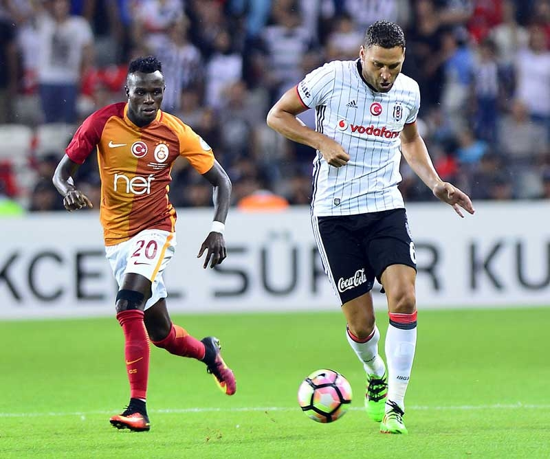 Galatasaray Konya'da Beşiktaş'ı devirdi, kupayı kazandı 6
