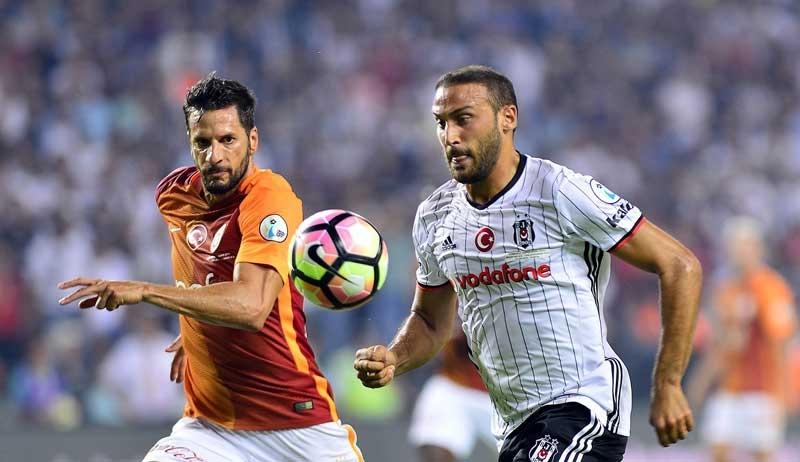 Galatasaray Konya'da Beşiktaş'ı devirdi, kupayı kazandı 7