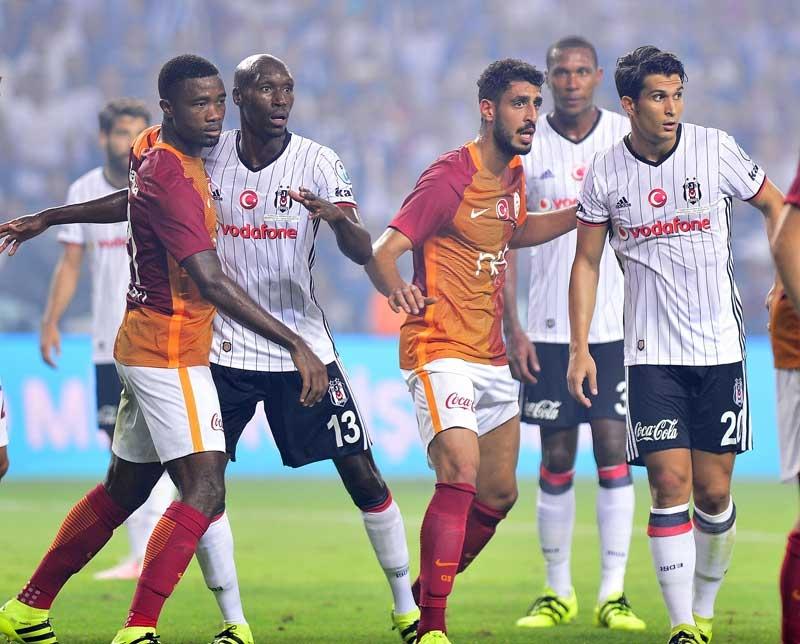 Galatasaray Konya'da Beşiktaş'ı devirdi, kupayı kazandı 8