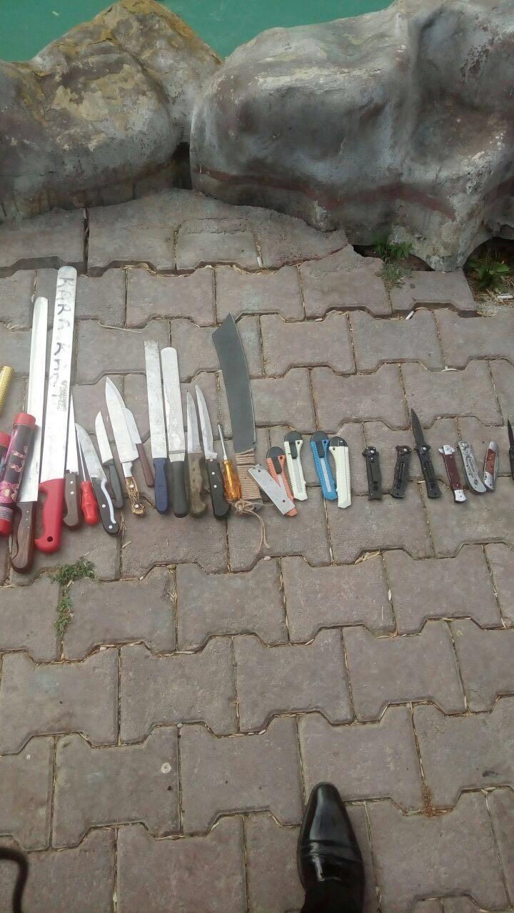 Konya'da 12 taraftar gözaltına alındı 1