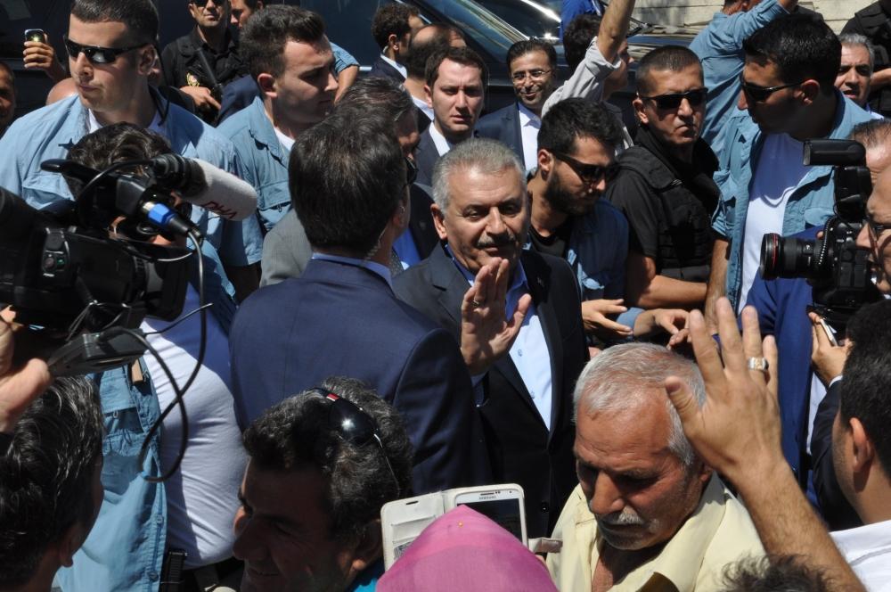 Başbakan Binali Yıldırım,Mevlana Müzesi'ni ziyaret etti 9