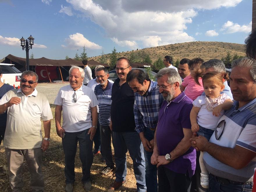 MÜSİAD Konya milli irade şehitlerinin adını yaşatıyor 6