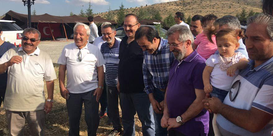 MÜSİAD Konya milli irade şehitlerinin adını yaşatıyor