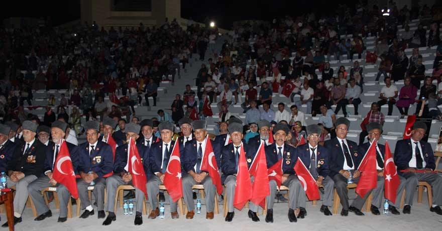 Konya'da 'Milli İrade Dayanışma Gecesi' düzenlendi 1