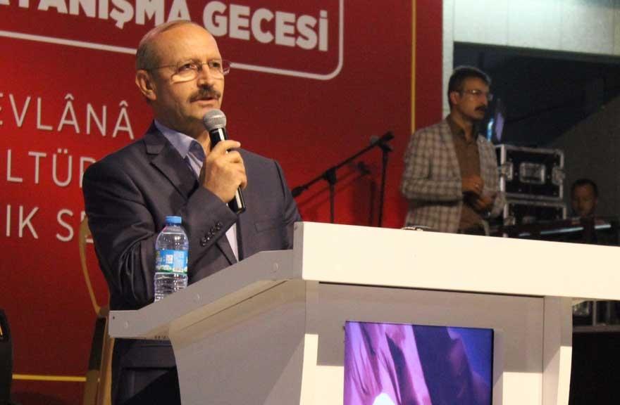 Konya'da 'Milli İrade Dayanışma Gecesi' düzenlendi 14