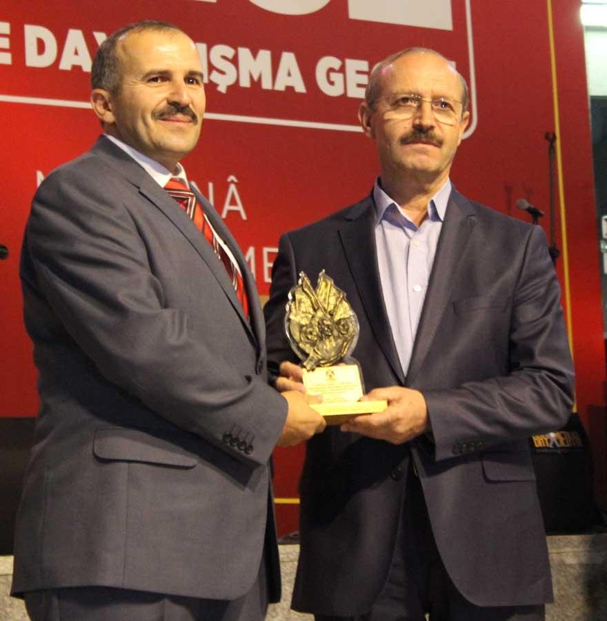 Konya'da 'Milli İrade Dayanışma Gecesi' düzenlendi 18