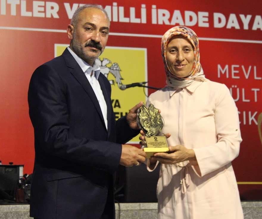 Konya'da 'Milli İrade Dayanışma Gecesi' düzenlendi 20