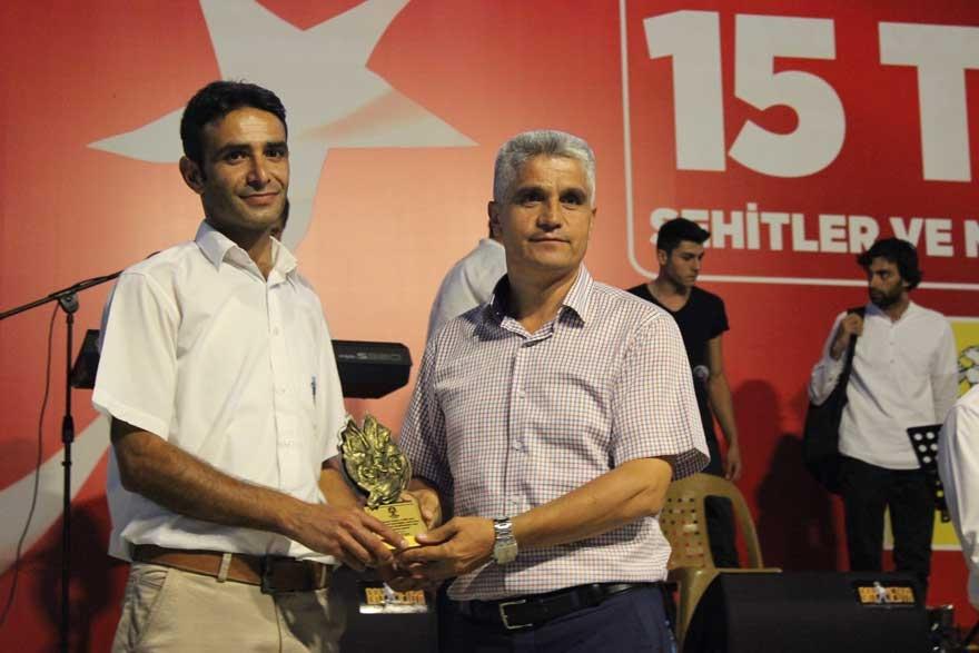 Konya'da 'Milli İrade Dayanışma Gecesi' düzenlendi 24